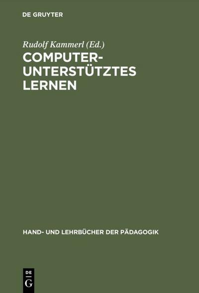 Computerunterstutztes Lernen