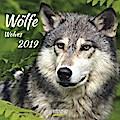 Wölfe 2019. Broschürenkalender