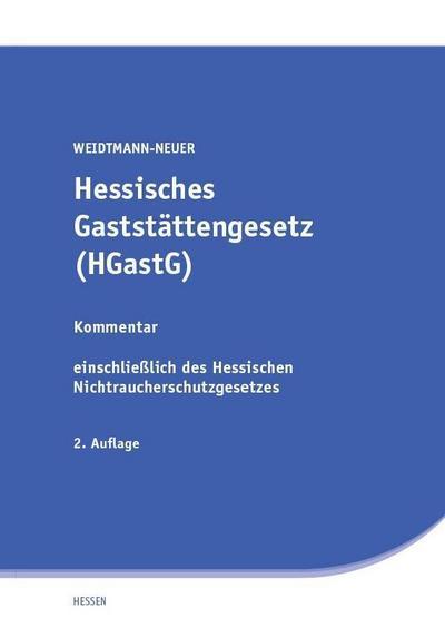 Hessisches Gaststättengesetz (HGastG)