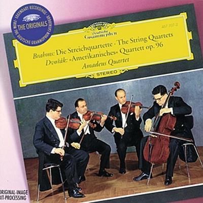 Brahms: String Quartet Op.51 No.1 in C minor & Op.51 No.2 in A minor
