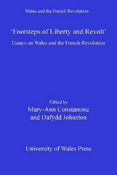 Footsteps of 'Liberty and Revolt'