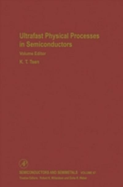 Ultrafast Physical Processes in Semiconductors