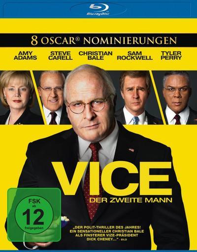 Vice - Der zweite Mann BD