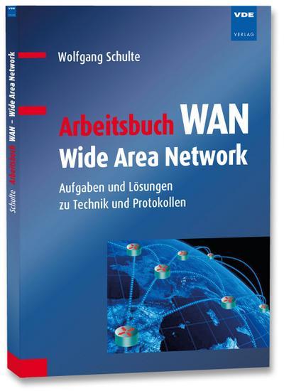 Arbeitsbuch WAN - Wide Area Network