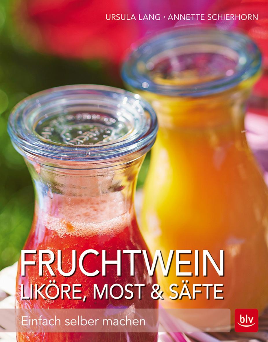 Fruchtwein, Liköre, Most & Säfte Ursula Lang 9783835415096