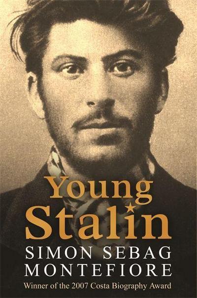 Young Stalin. Der junge Stalin, englische Ausgabe