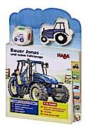 Bauer Jonas und seine Fahrzeuge (Rahmenpuzzle ...