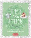 SALE Tea & Cake: Feinste Rezepte für eine königliche Teatime