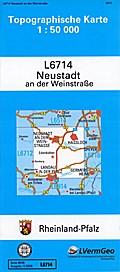 Neustadt an der Weinstraße 1 : 50 000