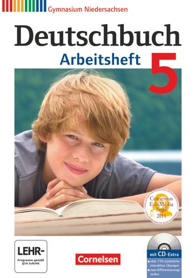 Deutschbuch Gymnasium - Niedersachsen