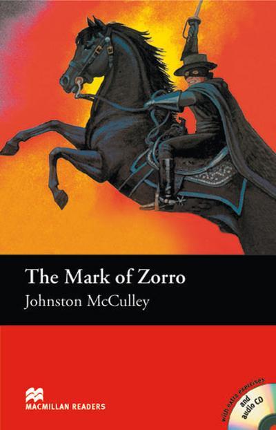 The Mark of Zorro - Lektüre und 2 CDs