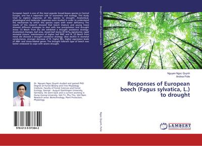 Responses of European beech (Fagus sylvatica, L.) to drought