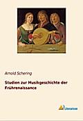 Studien zur Musikgeschichte der Frührenaissance