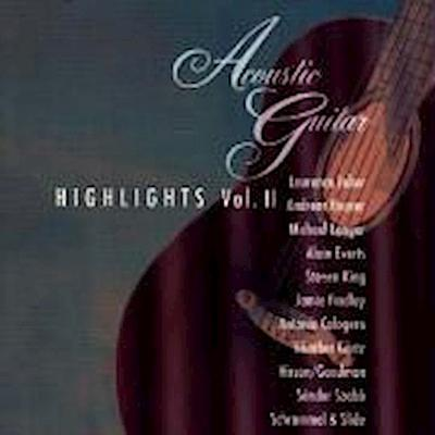 Acoustic Guitar Highlights Vol. 2