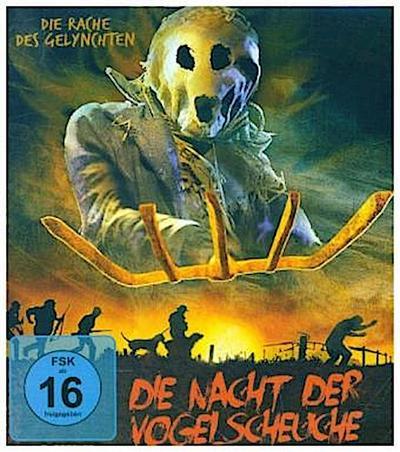 Die Nacht der Vogelscheuche, 1 Blu-ray