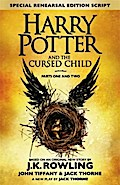 Harry Potter and the Cursed Child. Pts.1 + 2