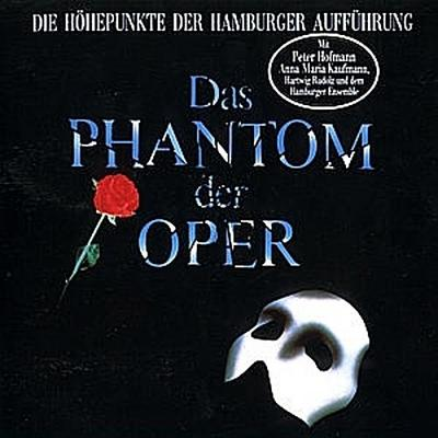 Das Phantom der Oper. Musical-CD