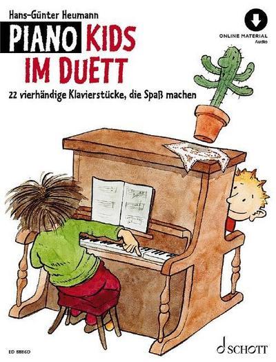 Piano Kids im Duett
