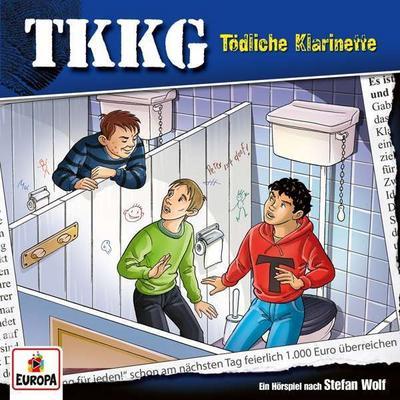 TKKG 217. Tödliche Klarinette