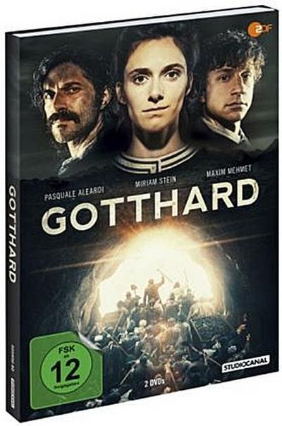Gotthard, 2 DVDs