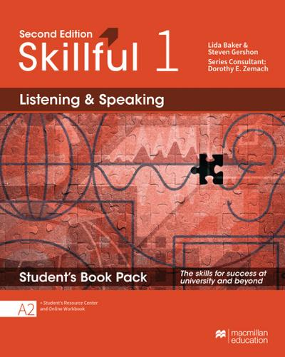 Skillful 2nd edition Level 1 - Listening and Speaking