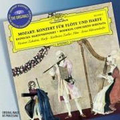 Konzert Für Flöte Und Harfe/+