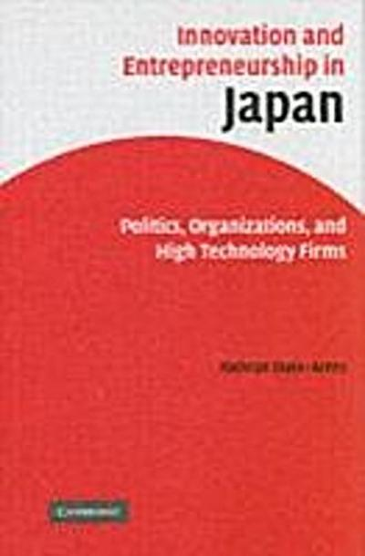 Innovation and Entrepreneurship in Japan