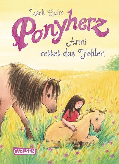 Ponyherz 05: Anni rettet das Fohlen