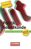 Pocket Teacher - Sekundarstufe I (mit Umschlagklappen): Politik und Sozialkunde