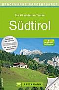 Südtirol   ; Bruckmanns Wanderführer ; Deutsc ...