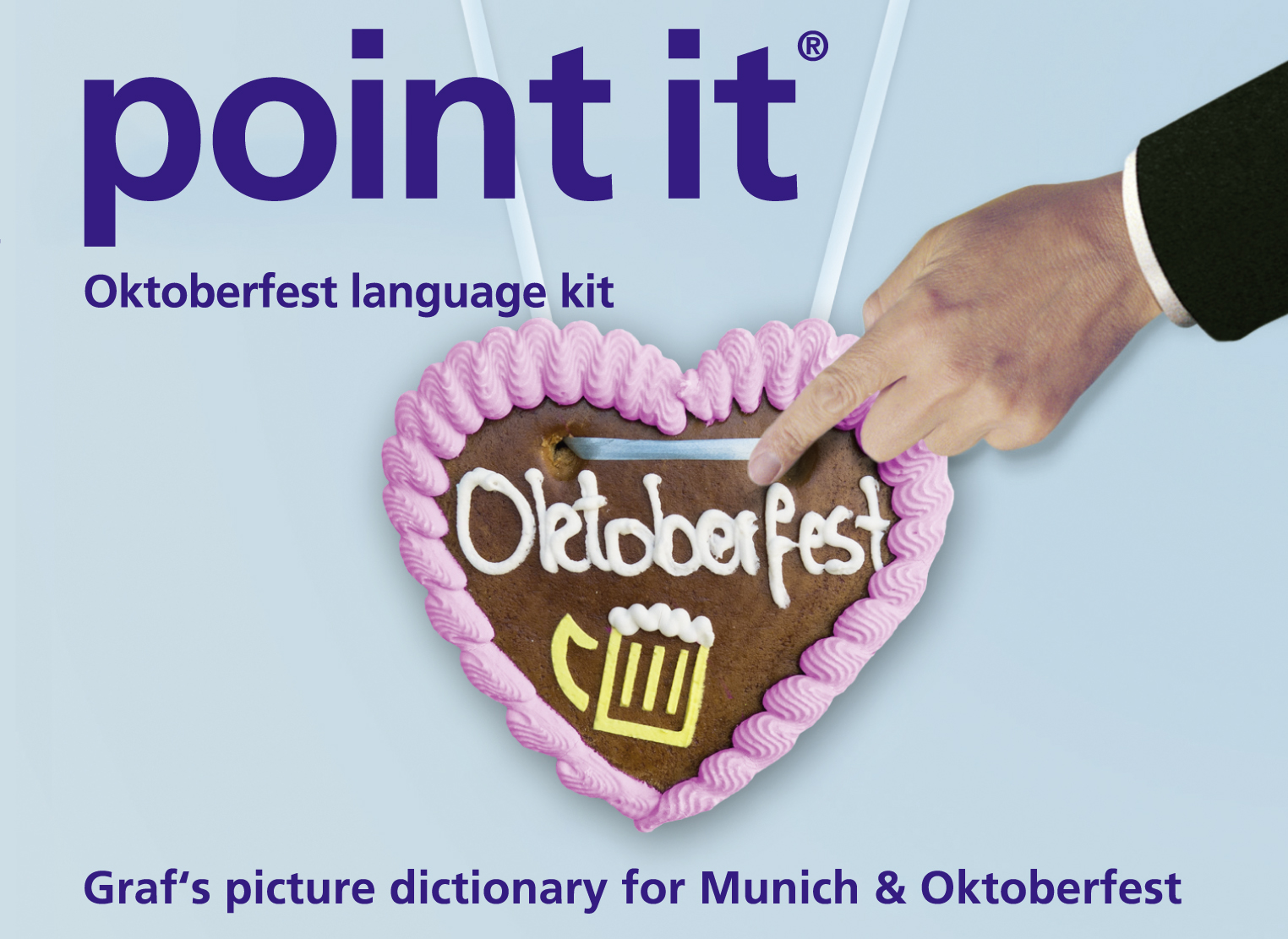 point it Oktoberfest language kit Dieter Graf