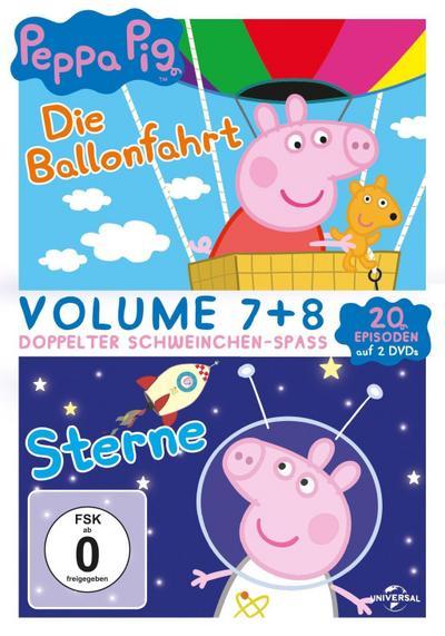 Peppa Pig - Die Ballonfahrt & Sterne