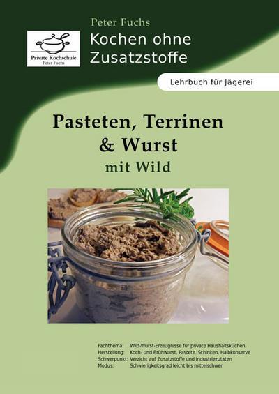 Pasteten, Terrinen & Wurst mit Wild