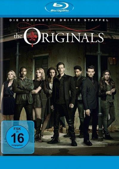 The Originals. Staffel.3, 3 Blu-rays