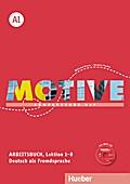 Motive A1. Arbeitsbuch A1. Lektion 1-8 mit MP3-Audio-CD