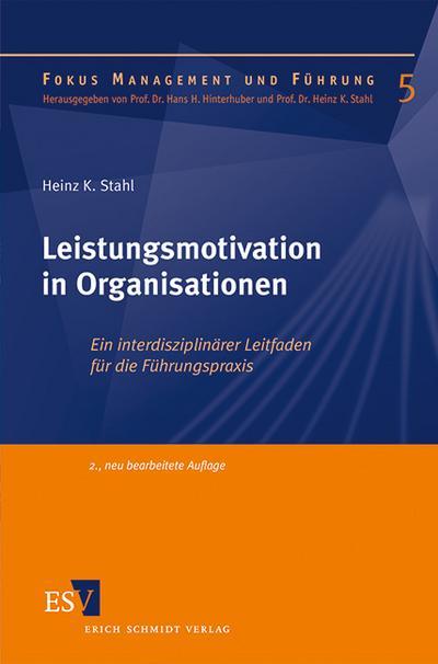 Leistungsmotivation in Organisationen
