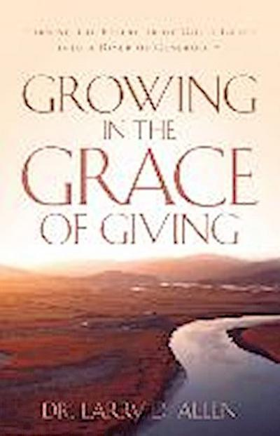 Growing in the Grace of Giving