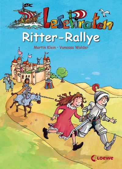 Lesepiraten Ritter-Rallye