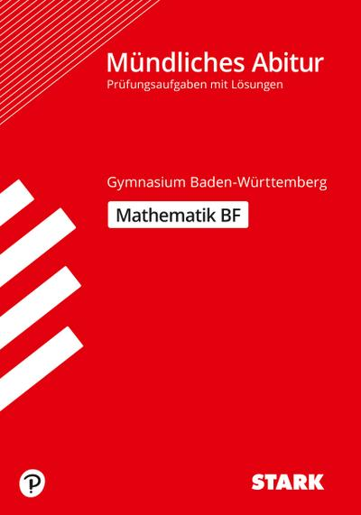 STARK Abiturprüfung BaWü - Mathematik Basisfach