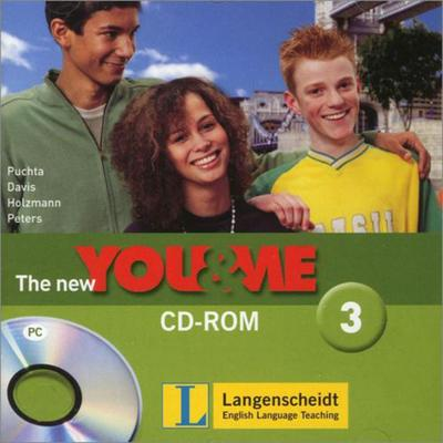 The New YOU & ME. Sprachlehrwerk für HS und AHS (Unterstufe) in Österreich / The New YOU & ME - CD-ROMs - CD-ROM 3 (Einzel-PC)