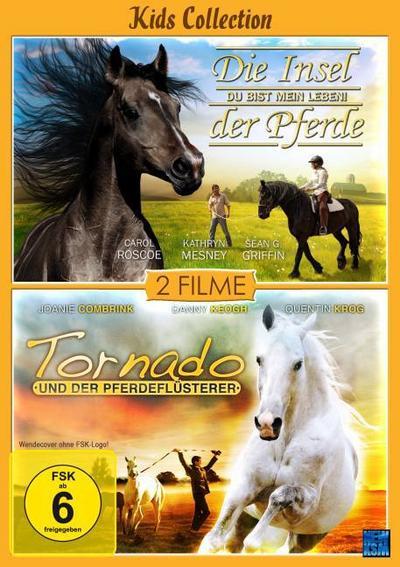 Die Insel der Pferde & Tornado und der Pferdeflüsterer (Kids Collection) [Collector's Edition]