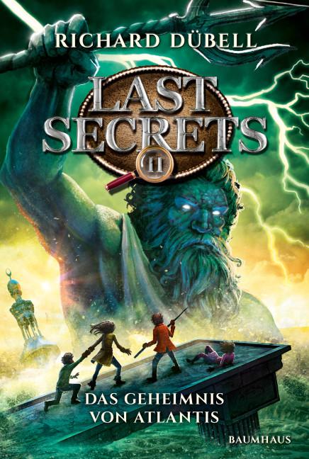 NEU Last Secrets - Das Geheimnis von Atlantis Richard Dübell 904141