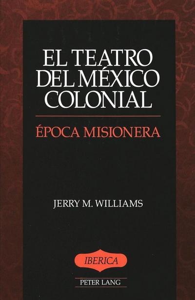 El teatro del México colonial