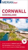 MERIAN live! Reiseführer Cornwall Südengland; Mit Extra-Karte zum Herausnehmen; MERIAN live; Deutsch