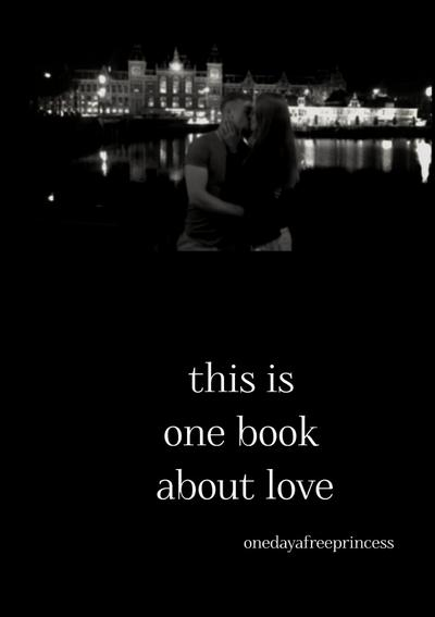 this is one book about love