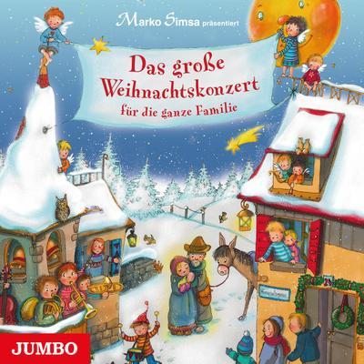Das große Weihnachtskonzert für die ganze Familie