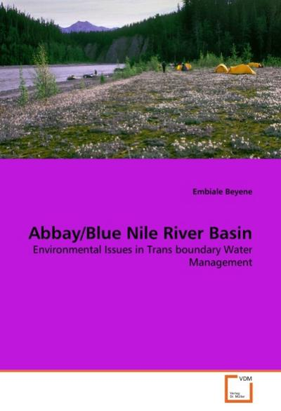 Abbay/Blue Nile River Basin