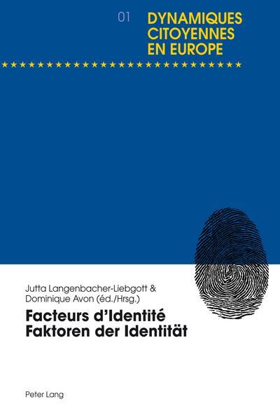 Facteurs d'Identité.  Faktoren der Identität