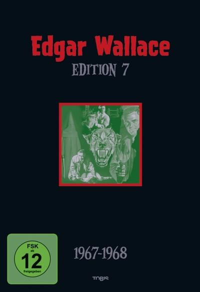 Edgar Wallace Edition Box 7