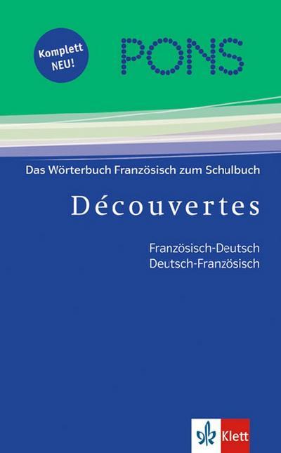 PONS Découvertes Wörterbuch